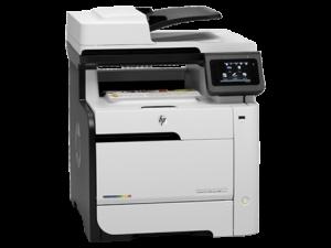 Näst bästa multifunktionsskrivare blev HP LaserJet Pro 400 M475dw