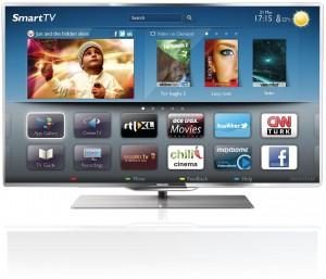 Bra Smart-TV Philips 46PFL7007T