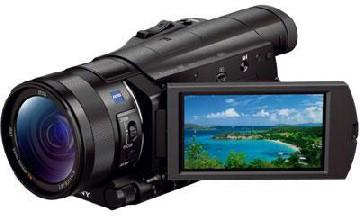 Test Videokamera