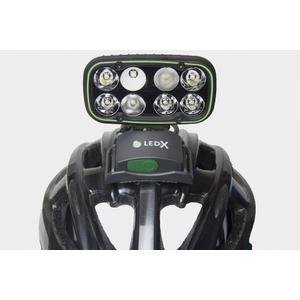 LedX Cobra 6500 Kit f?r Hj?lm
