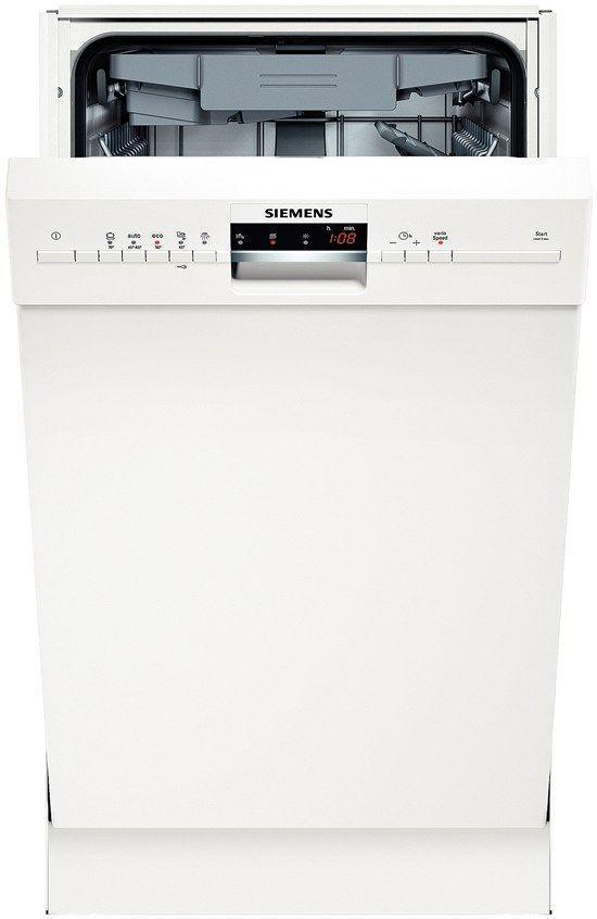 Siemens SR45M280SK Hvid