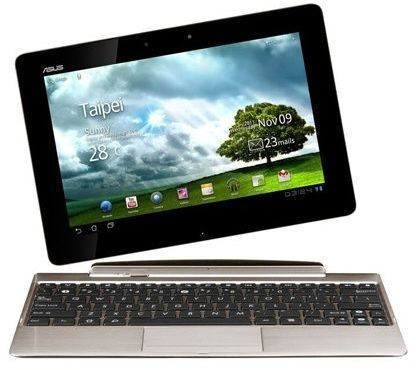ASUS Eee Pad Transformer Prime TF201 32GB + Tangentbord