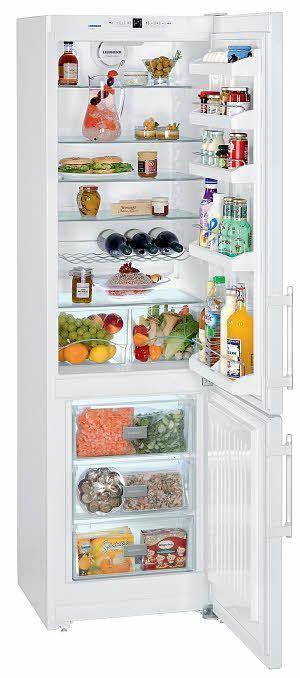 Fridge-freezers