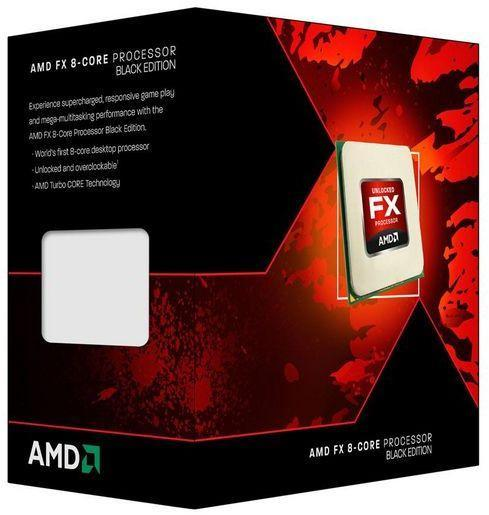 AMD FX-8350 4GHz, Box