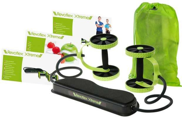 Revoflex X-Treme Abs and Body Toning Exercise Machine